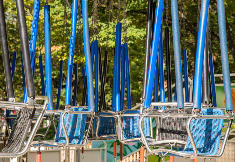 Chair Absence Basket Blue Business Carousel Chair Day Empty Flying Chair In A Row Large Group Of Objects Nature No People Outdoor Chair Outdoors Plant Restaurant Seat Table Tranquility Travel Destinations Water Wicker