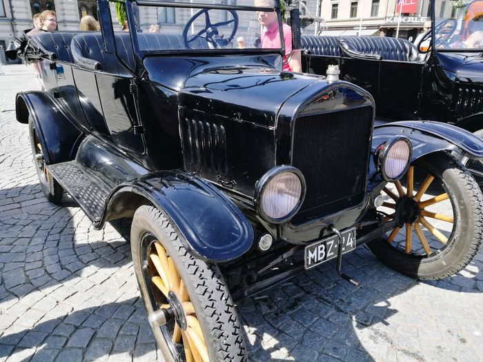 Mode Of Transport Transportation Car Outdoors Land Vehicle Day Finland_photolovers Tampereen Kauppahalli Finland100years Tampereparaspaikka Finland Summer Tampere Finland♥ Finland