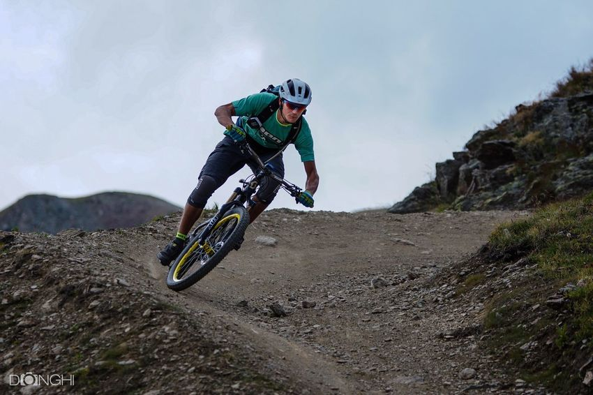 Mountain Bike Actionphotography Sports Photography Mountain MTB Biking Mtblife Italy🇮🇹 Livigno Carosello 3000