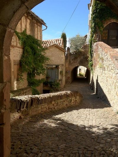 France🇫🇷 Tourisme Vacations Architecture Bastide Building Exterior Day Outdoors Ruelles Summer Village
