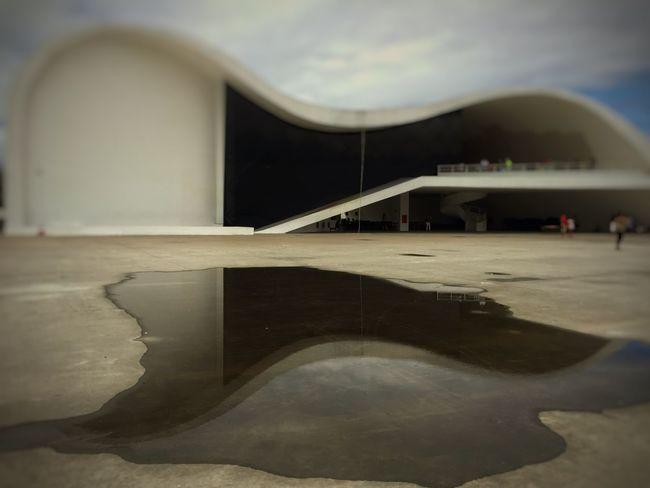 Snapseed Editing  Arquitecture ArquiteturaeUrbanismo Taking Photos Water Reflections Reflection
