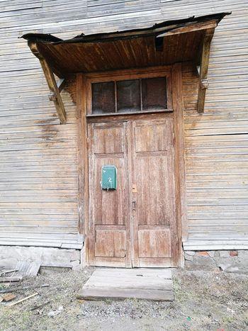 Built Structure Architecture No People Door Building Exterior Vologda