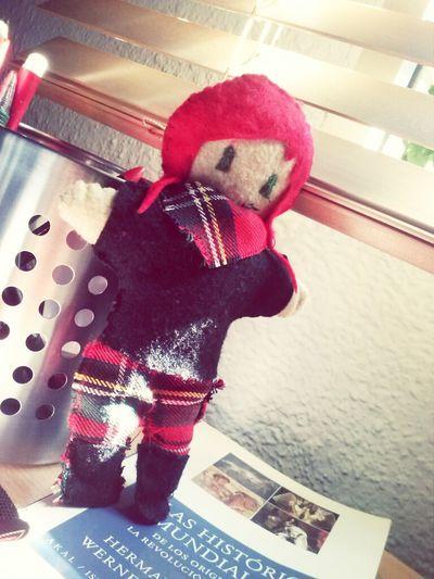 Doll Handmade Vanilla Mini Waa