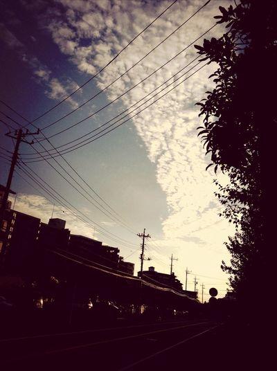 Sky And City Japan