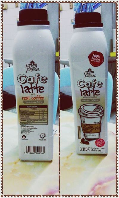 Farmfresh Milk Cafe Latte