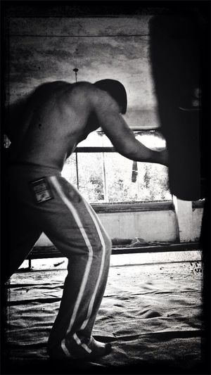 Sport Firefighter Boxing That's Me
