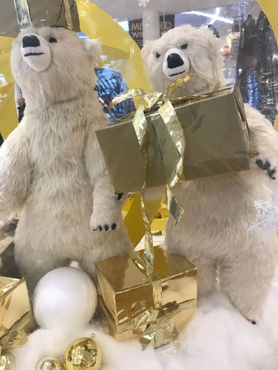 Ice Bear Xmasdecoration Christmastime Xmas Christmas Decoration Christmas Lights Toy Animal Representation Stuffed Toy Representation Holiday No People Teddy Bear Christmas Art And Craft Celebration Cold Temperature Snow Winter Animal Still Life Indoors  Christmas Ornament Close-up Gift Craft