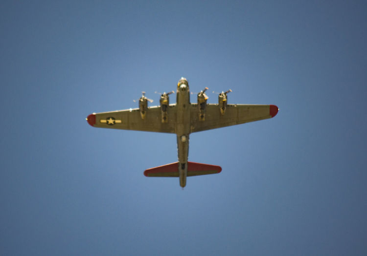"""CAF B-17 """"Texas Raider"""" flyover. Airplane B-17 Boeing Commemorative Air Forc Flyover Propeller Airplane WwII Airplane WWII History WWII Planes"""