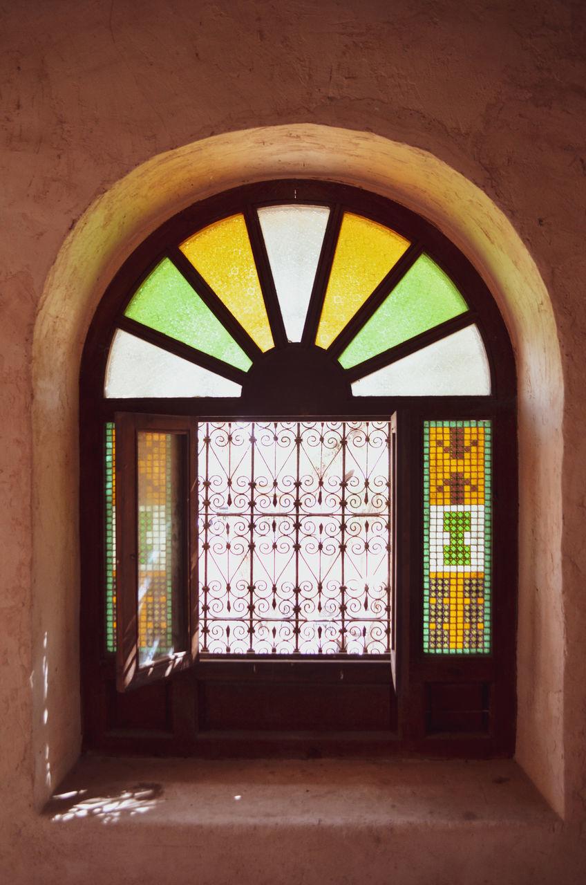 WINDOW IN BUILDING