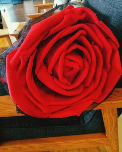 Giant rose Red