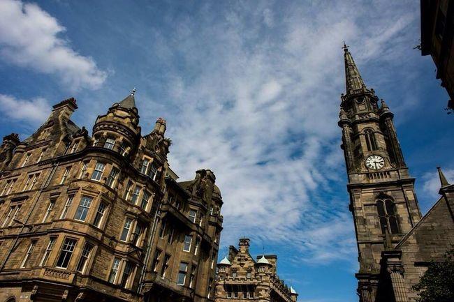 Historic Edinburgh Travel Photography Travel Edinburgh Architecture