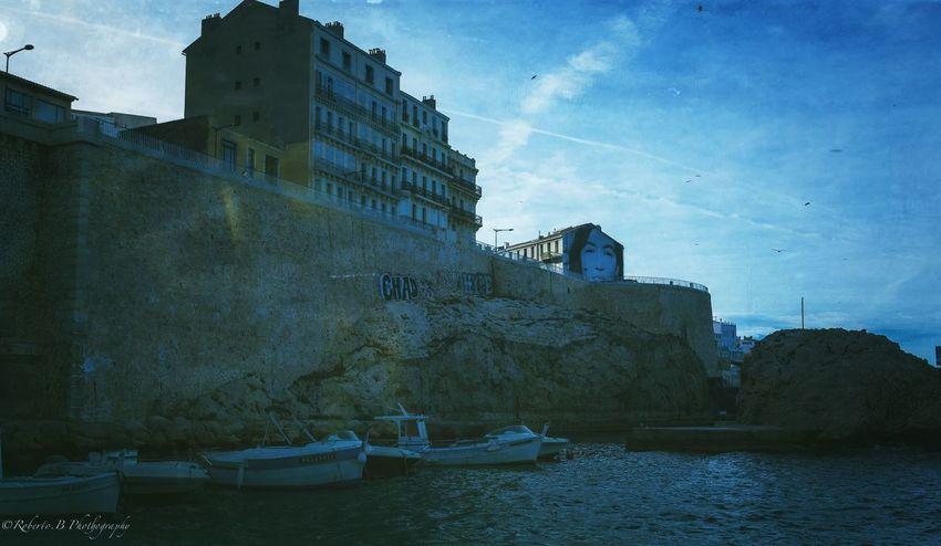 Méditerranée Color EyeEm Best Shots Roberto.BPhotography Streetphotography Pont Marseille Vallon Des Auffes Couleurs Bateaux