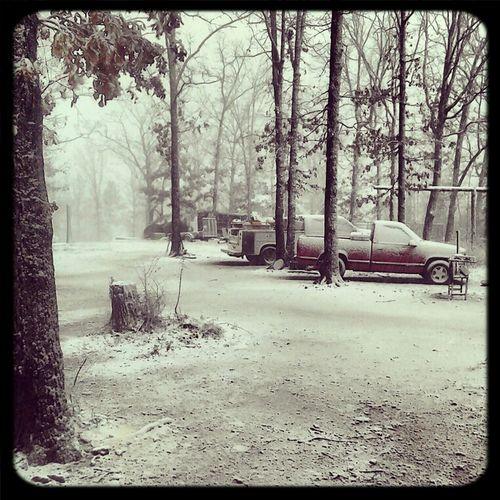 Snow 2012 Christmas 2012