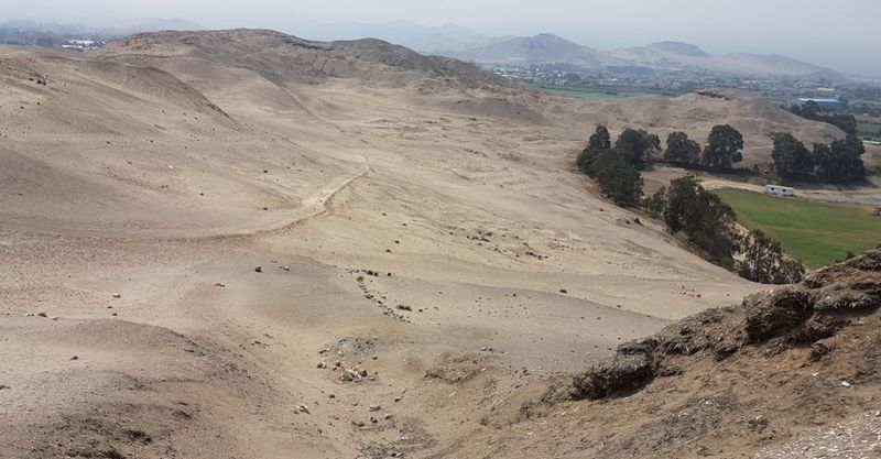 Landscape Sand Mountain Outdoors Sand Dune Desert Ancient Tranquility Check This Out! Desert Road Arid Climate Travel Destinations Pachacamac Lima,Perú Oasis