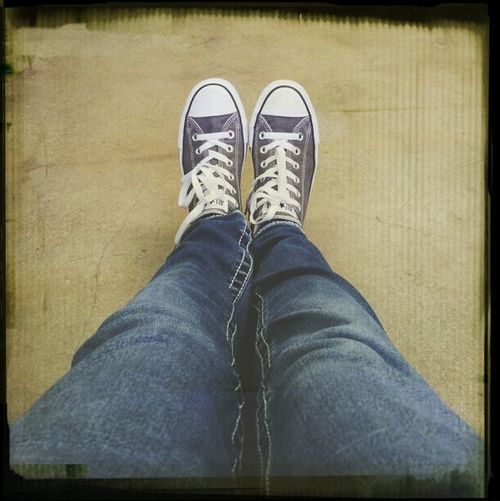 love my converse!