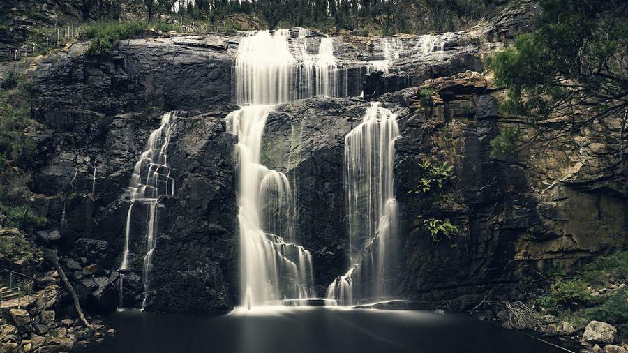 EyeEm Melbourne Long Exposure Waterfalls Halls Gap Sony Nature Winter