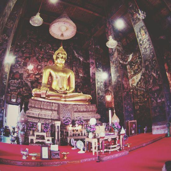 Buddha Statue of Wat Suthat