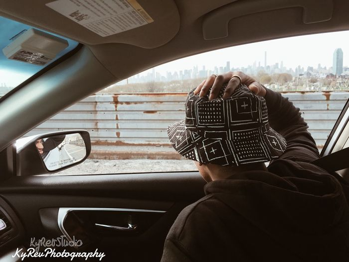 "City View Pt. 1 | Featuring Jerome ""Kid"" Brown / Photo by Pascual ""Revo"" Solero Join Our Revolution Join The Revolution KyRevPhotography Taylor Gang Neff Taking Photos Awesome Driving City Cityscape City View  In The Distance Check This Out Shot On IPhone Shot On IPhone 6s Astoria, Queens New York Brother That My Brother Best Friend"