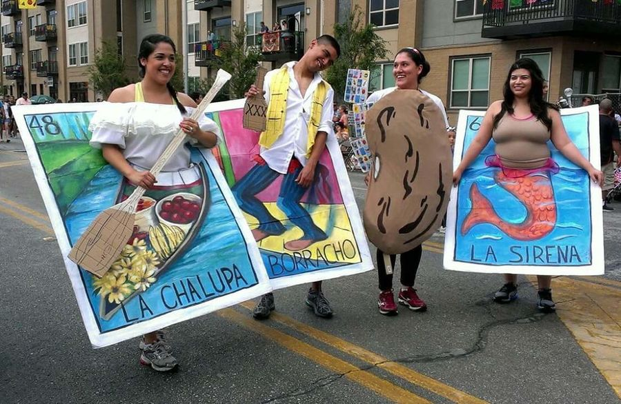 Photography Costumes Parade Loteria Outdoors City Group Of People