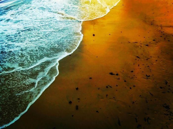 Beach Tide Sand