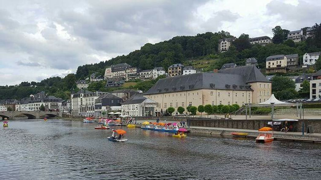 Bouillon België Beach Water Cloud - Sky Vacations Nautical Vessel Sea Day Business Finance And Industry Travel Destinations People Mountain Adult Outdoors Building Exterior Sky Tree Architecture Adults Only Only Men Young Adult