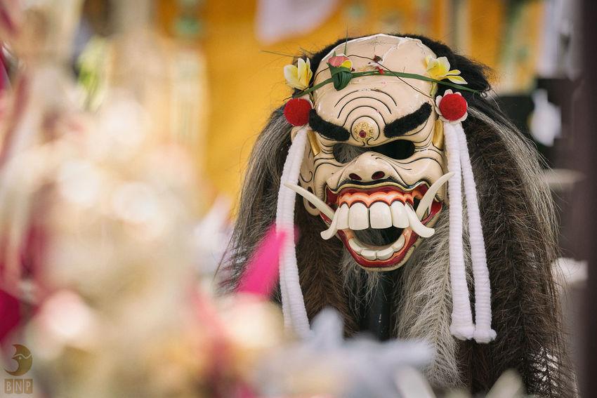 Celuluk (Balinese Mask) Bali Culture Asian Culture Mask