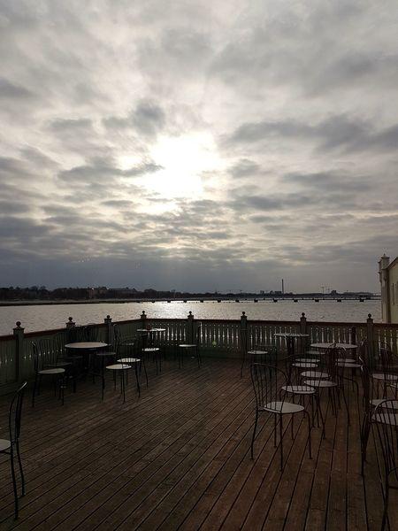 Ribban Malmö Beach Sky