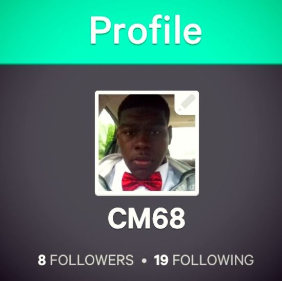 New To Vine Follow Me On Vine CM68 I Followback