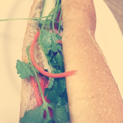 Bánhmi Sandwich Thai Food
