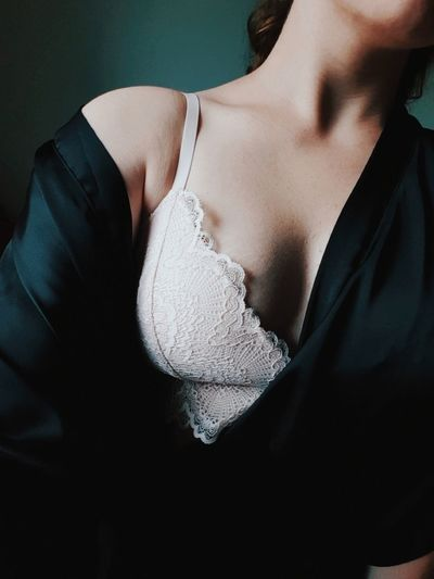 sensual. Fragile Body Part Beauty Woman Human Body Part Healthcare And Medicine Close-up Skin Shoulder Human Neck Chin
