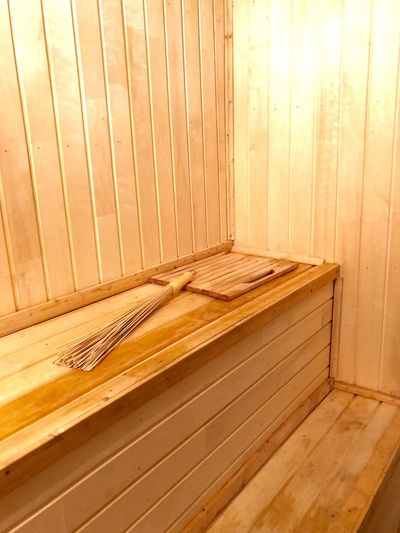 Refreshment Sauna Banya Close-up Domestic Room Hardwood Floor Health Healthy Lifestyle Home Interior Indoors  No People Sauna Room Sauna Time  Wood - Material Wooden