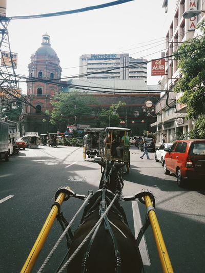 Going to Binondo Church Streetphotography EyeEm Selects Outdoor Church Tree Car Building Exterior Sky