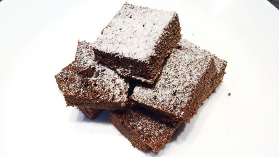 Brownies 😋😋 Eyecandysorted Yuminthetum Fudgybrownies Foodporn Mouthwatering Jack&kitchen Jack&food