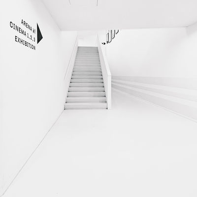 Stairs   3 Amsterdam Black & White Eye Museum Architecture Black And White Black And White Photography Black&white Blackandwhite Blackandwhite Photography Blackandwhitephotography Built Structure Indoors  Inside Interior No People Squarecrop Staircase Steps Steps And Staircases Text The Way Forward