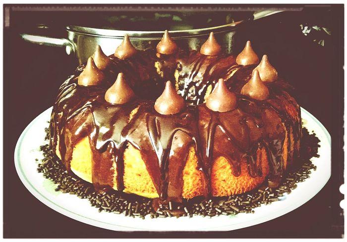 Food Porn Awards Cake♥ Poundcake Yellow Cake Chocolate♡