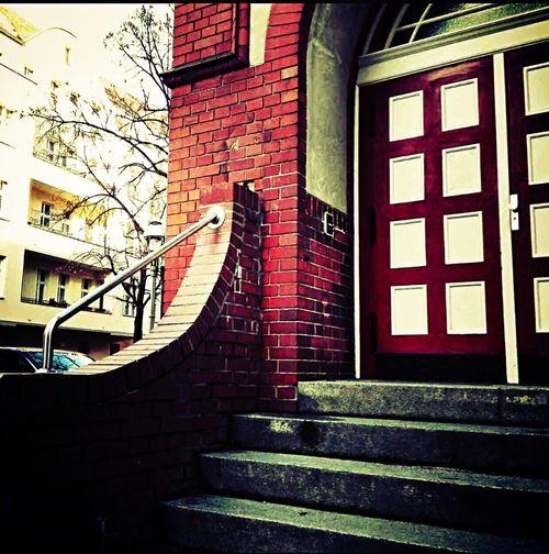 AlteHeimat Wilmersdorf Hannsfechnergrundschule Architecture Building Exterior Brick Wall