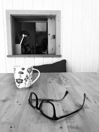 After lunch Indoors  No People Table Home Interior Still Life Glasses Home Architecture Domestic Room Built Structure Flooring House Wood - Material