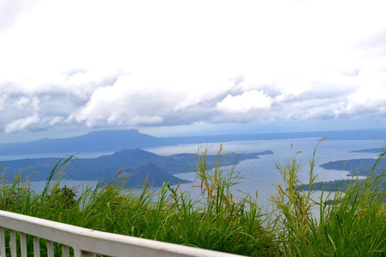 Before you dream of travelling to other countries. Learn to explore your own pride. Philippines is indeed blessed. Philippines Nature Photography Tagaytay Taal Volcano Check This Out Open Edit Hello World ✌ Beautiful Lake Volcano