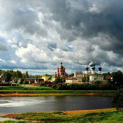 Tihvin Walking Summer Holidays russia river monastery sky cloud cloudy day landscape cityscape bestofrussia
