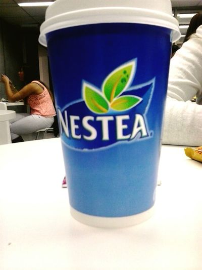 Nestea Cold Tea With The Friends Regreso A La U Dia De Calor