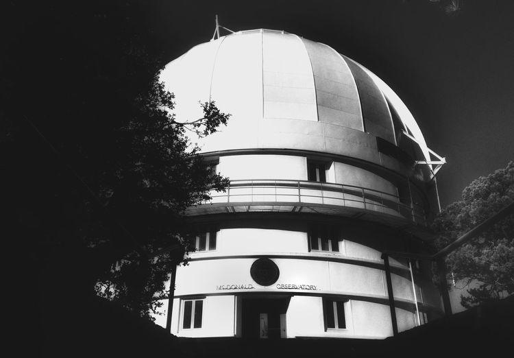 McDonald Observatory Westtexas Texas Observatory