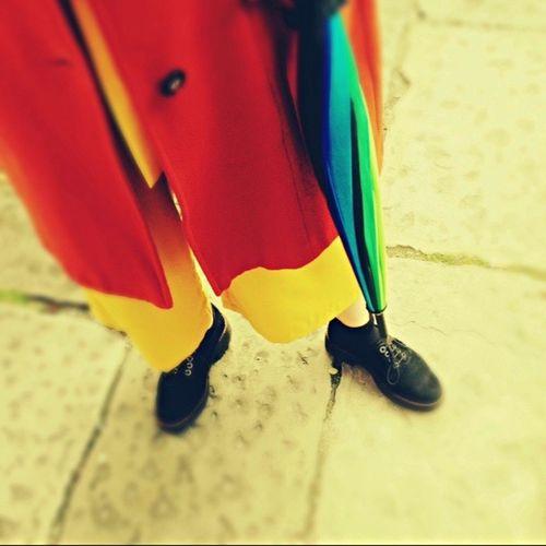 Nina. Barbacan. Trieste TriesteSocial Barbacan Design Colorful Color Palette Umbrella Combination