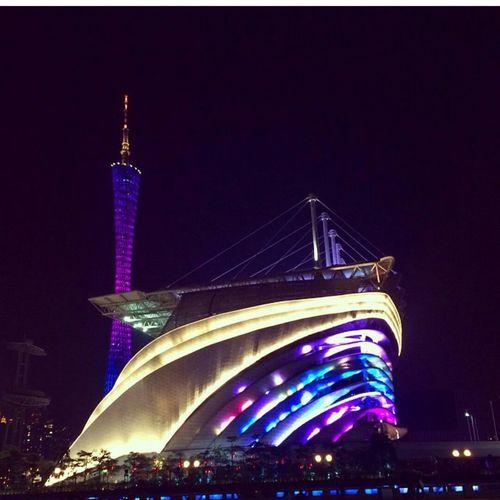 广州 Guangzhou Opera House
