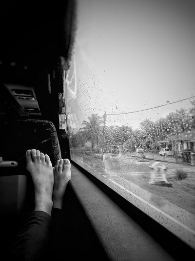 Black And White Friday Feet Raining RainyDay Inthebus Journey Storytelling Blackandwhite Black And White Photography
