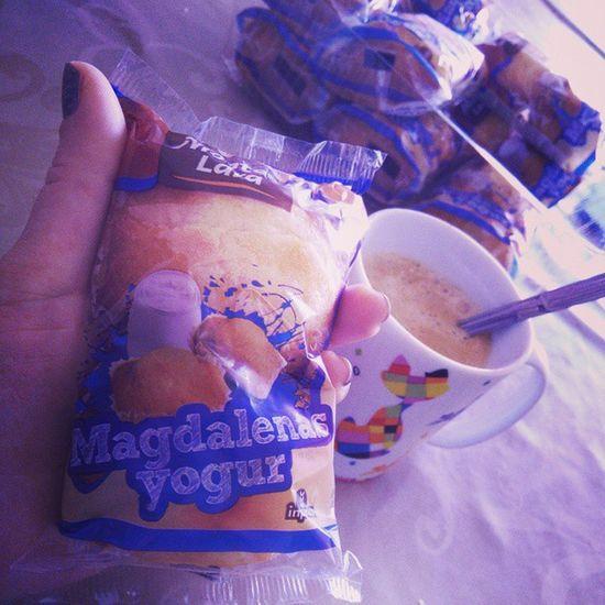 Madeleines Biscuits Gourmandise Petit Dejeuner
