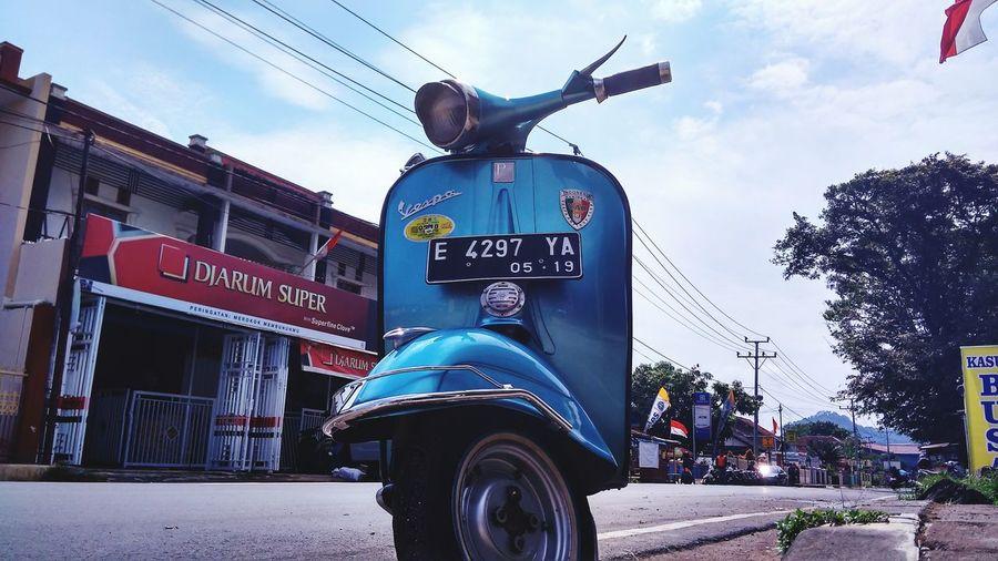 Vespa templet Kuninganjabar Indonesia_photography INDONESIA Streetphotography Sweet Dreams Is My Life
