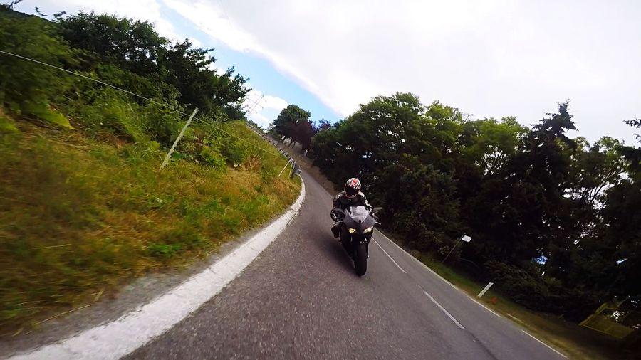 Me and my Ducati 848Evo
