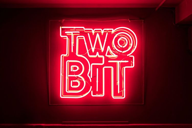 Follow this neon sign at Brewdog in Shorditch, London to find a secret bar with pinball machines. Neon Sign Bar London Red Dark Low Light Lettering Shapes All The Neon Lights Welcome To Black