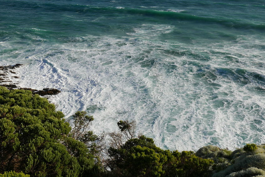 Great Ocean Road, Australia Melbourne Twelveapostles Ocean Waves Springtime Water Sea High Angle View Nature Day Wave No People Outdoors Motion Beauty In Nature Sunlight Beach first eyeem photo