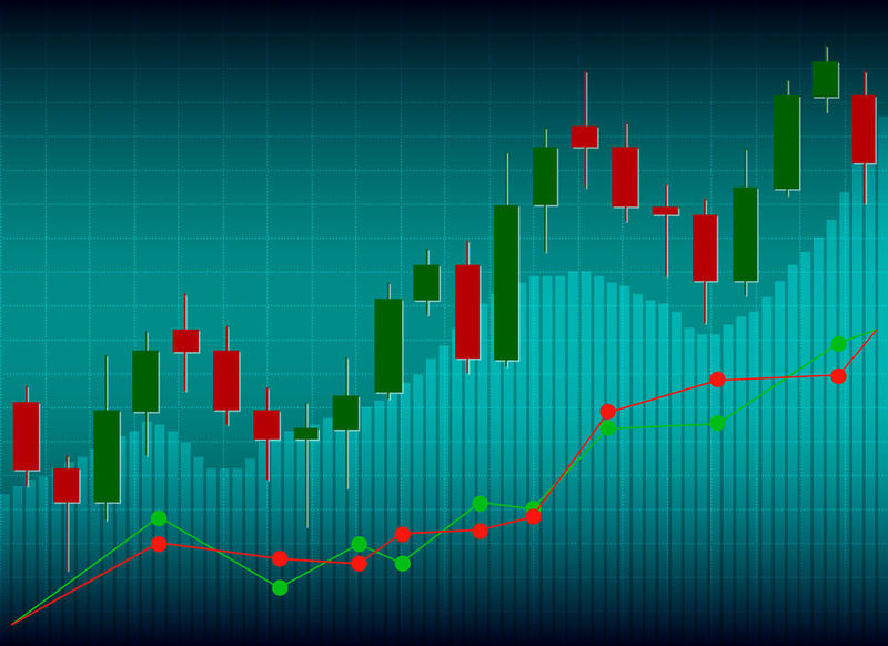 Business Chart Data Diagram Finance Financial Figures Graph Green Color Growth Moving Up No People RISK Stock Market And Exchange Technology Wealth